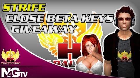 Strife Close Beta Keys Giveaway (Closed)