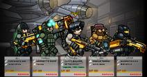 Jeanioz My Squad level 30 Veteran Heroes Custom