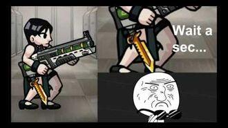Jokes only Strike Force Heroes Fans will understand