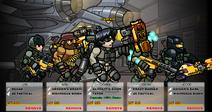 Jeanioz My Squad level 30 Veteran Heroes