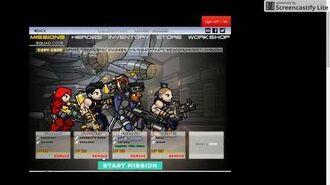 Minecraft YouTuber Heroes Strike Force Heroes 3 Gameplay