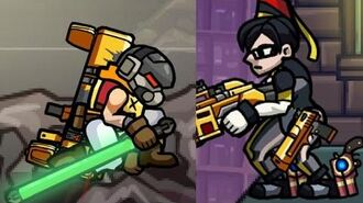 Strike Force Heroes 3 Hidden Skins (Secret Characters) In Gameplay