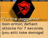 I'm the Juggernaut