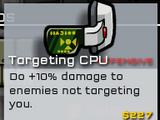 Targeting CPU