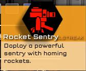 Rocket Sentry