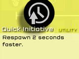 Quick Initiative