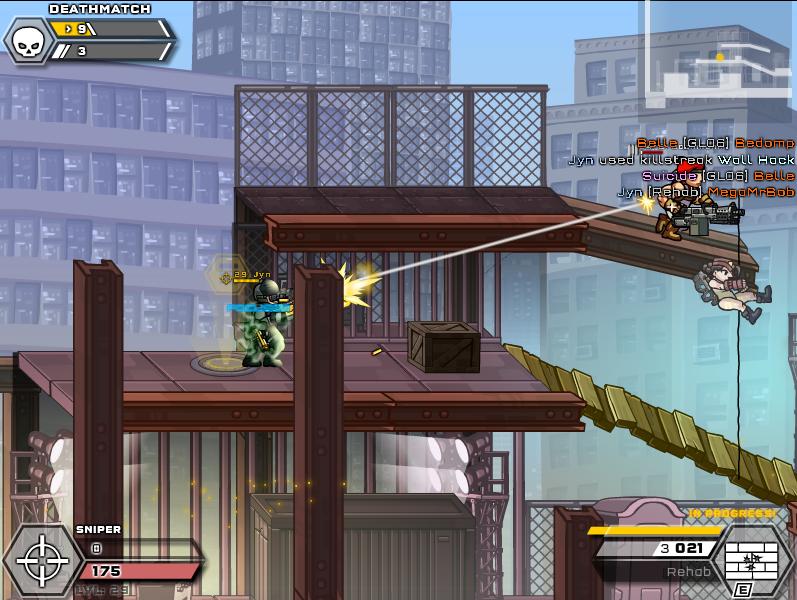 hacked games strike force heroes 3