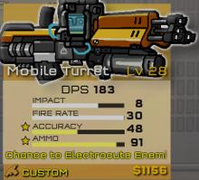 SFH 3 Mobile Turret