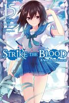 Light Novel Vol 15 EN
