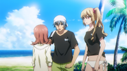 Strike the Blood II Episode 1