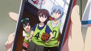 Kojou, Yuuma and Nagisa