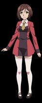 Yuiri haba full body reference