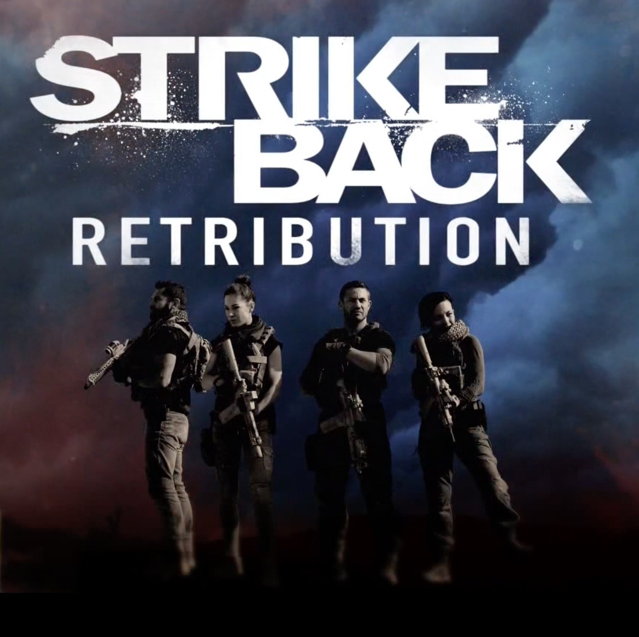 Strike Back Retribution