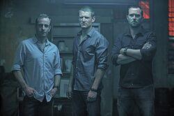 Strike Back Shadow Warfare cast