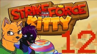 StrikeForce Kitty (Steam) - Part 12 - Jumping is Hard
