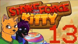 StrikeForce Kitty (Steam) - Part 13 - Bonus Level