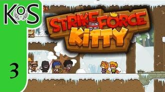 StrikeForce Kitty Ep 3 AWW! CUTE HAIRDO - First Look - Let's Play, Gameplay