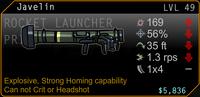 SFH2 Javelin