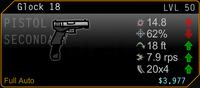 SFH2 Glock 18