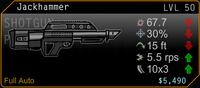 SFH2 Jackhammer