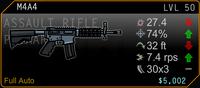 SFH2 M4A4