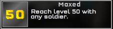 Maxed Medal