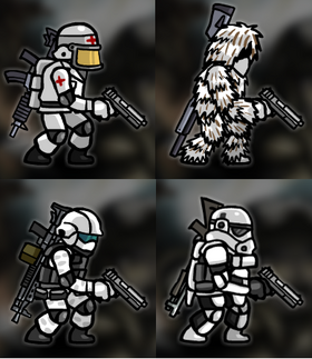 Super Soldier Squad