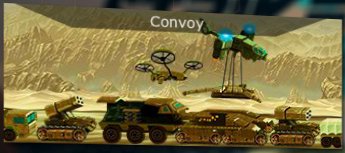 Convoy map icon