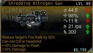 Nitrogen Gun