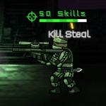 Kill Steal text