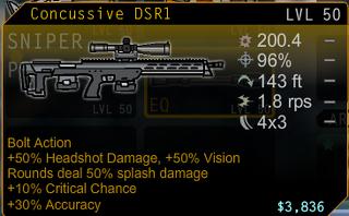 Dsr1concussive