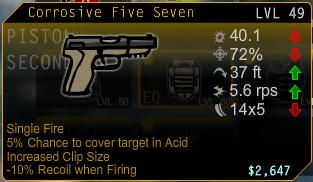 Five Seven