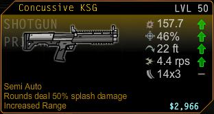 KSG 700 DPS