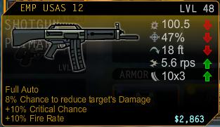 USAS 12
