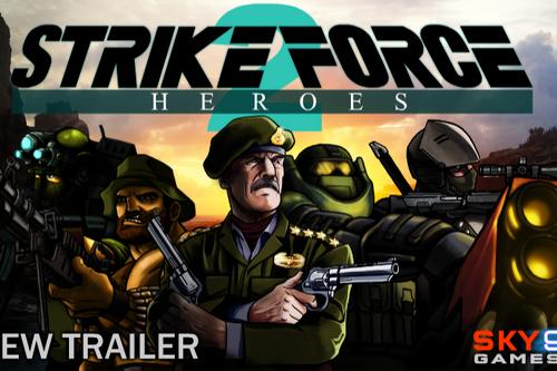 Strike Force Heroes 2 Wiki