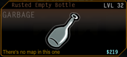 Empty Bottle