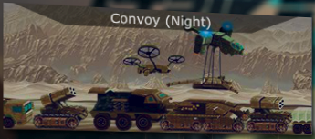 Convoy (Night) map icon