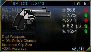 .357's