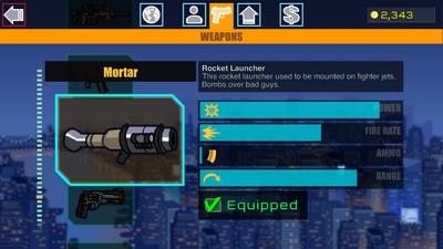 28 Mortar