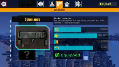 33 Commando