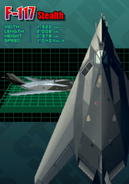 F-117 Stealth (Attract Movie)