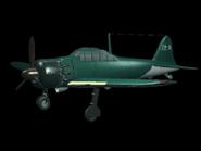 Zero Fighter (Console Intro)