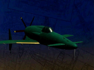 J7W Shinden (Fighters Index 3)