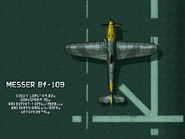 Bf-109 (Console Attract)