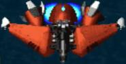 Kii (Robot Form 2, Back Side)
