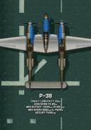 P-38 Lightning (Arcade Attract)