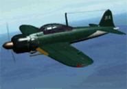Zero Fighter Type 52 (Co-op Art)