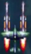 Spitfire Consecutive Rocket Missile (Level 2)