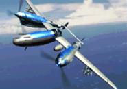 P-38 Lightning (Co-op Art)