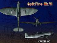 Spitfire Mk. Vi (Attract)